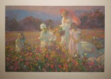 Parasols and Wildflowers, Don Hatfield