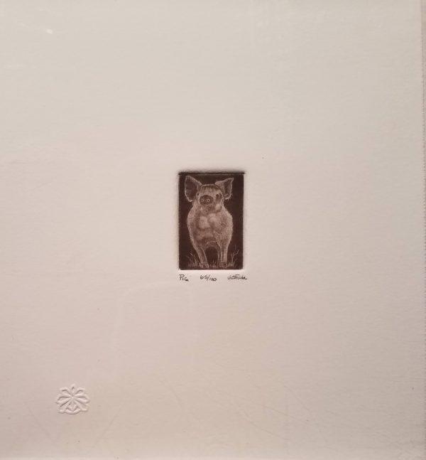 Pig by J.E. Fischer