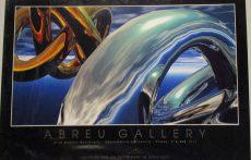 Abreu Abstract 1H by Brian Graham