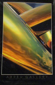 Abreu Abstract 2V by Brian Graham