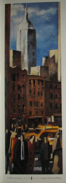 Empire State Building by Didier Lourenco