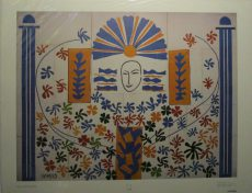 Apollo by Henri Matisse