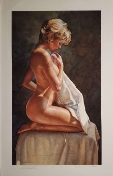 After the Bath by Steve Hanks