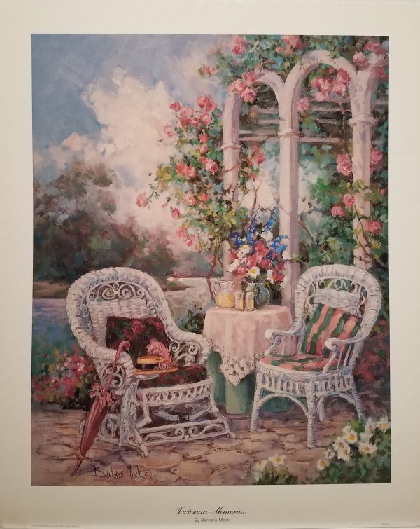 Victorian Memories by Barbara Mock