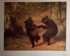 Dancing Bears by William Beard