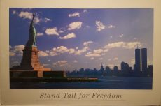 Stand Tall for Freedom by Steve Vidler
