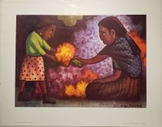 Mother's Helper by Diego Rivera